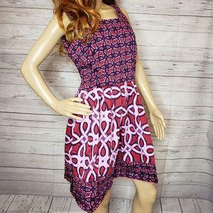 Taylor size 14 midi dress